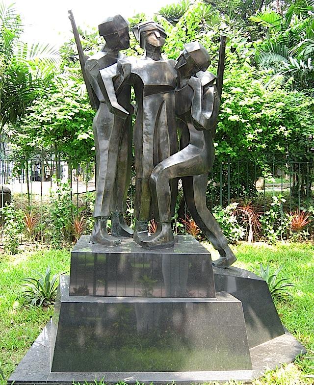 Filipino-Korean Soldier Monument