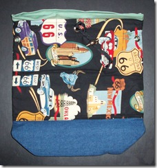 3 AM Enchantments - Route 66 Lace Bag