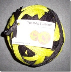 Twisted Limone - Liquorice Lime