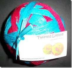 Twisted Limone - Tangy - Jelly Bean