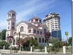 La Chiesa di Durazzo