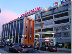 Shopping a Tirana