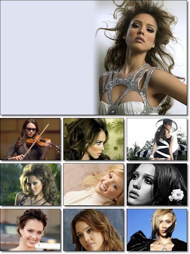 Jessica Alba HQ Wallpapers Pack