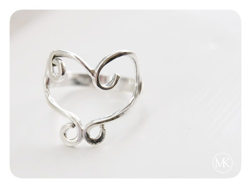 a twisted heart ring 1