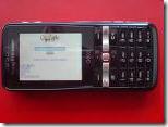 Koneksi INDOSAT 3.5 G BROADBAND menggunakan Handphone dengan PC Windows XP