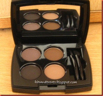 fanny serrano eyebrow powder palette, by bitsandtreats