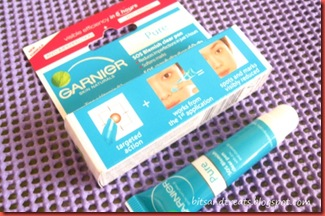 garnier SOS blemish clear pen, by bitsandtreats