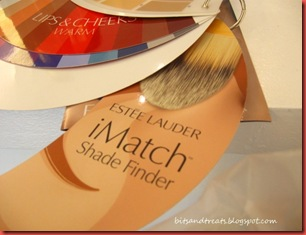 estee lauder imatch shade finder, by bitsandtreats