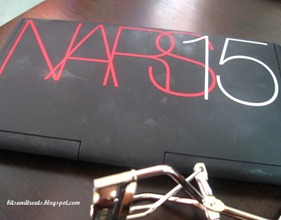 nars palette, by bitsandtreats