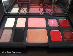nars wild at heart anniversary palette, by bitsandtreats