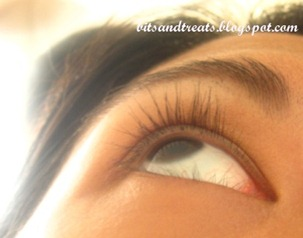 my bare eye lashes, by bitsandtreats