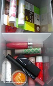 lipstick drawer, by bitsandtreats