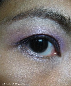 4-step night eotd, by bitsandtreats