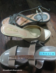 chesca neutral shoes, by bitsandtreats