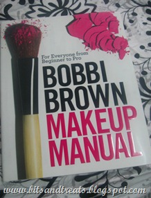 bobbi brown makeup manual, by bitsandtreats