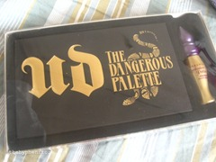 urban decay the dangerous palette, by hyphen