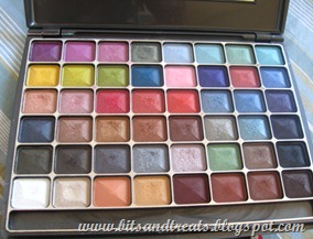 fashion 21 palette, by bitsandtreats