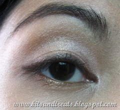 NARS 15 palette eotd, by bitsandtreats