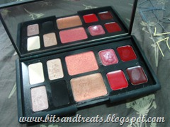 nars 15th anniversary palette, by bitsandtreats