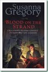 blood on the sand gregory