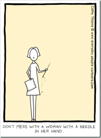 needlecartoon