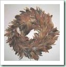feather wreath]