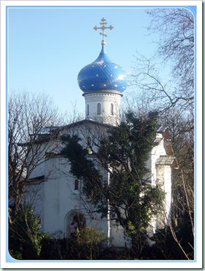 orthodox church chiswick