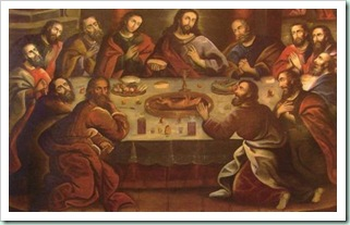 williamson blog - cuy at last supper