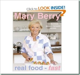 mary berry real food fast
