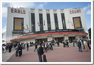 plasa earls court