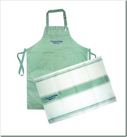 I can do all things apron