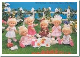 dolls picnic