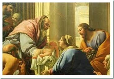 vouet presentation of jesus louvre