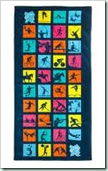 pictogram towel