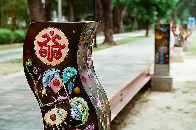 我的第一捲底片-台南走拍分享