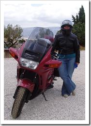 Liz - Trip to Extramadura 2005