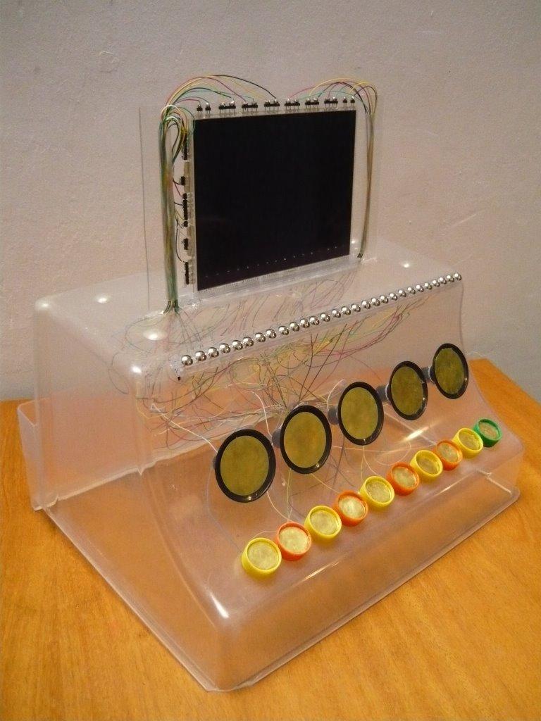 Objetos Tecnologicos Con Material Reciclable | hairstyletop.com