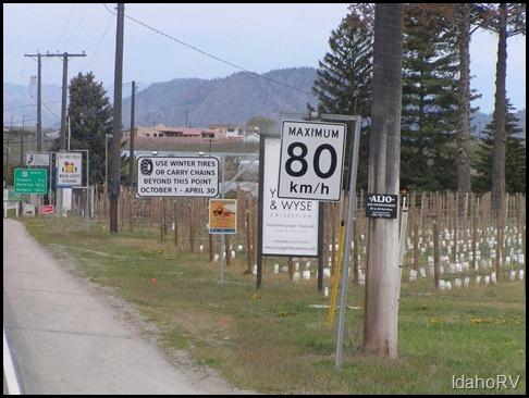 Entering-Canada