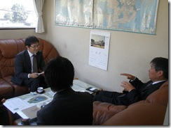20101108山陽新聞取材 002