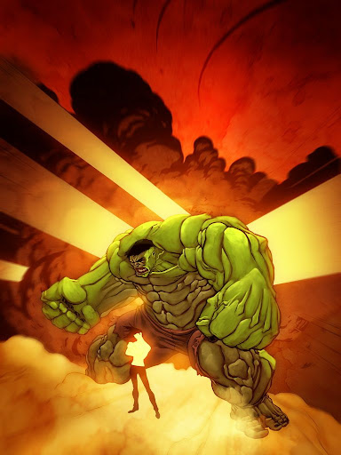 Hulk Marvel Wallpapers For iPad | Apple iPad Wallpapers