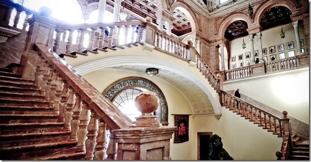 Escaleras de Capitania-Sevilla