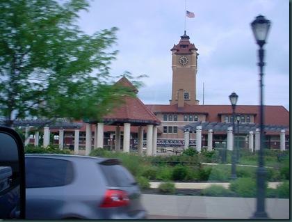 To Lincoln IL via Springfield IL 028