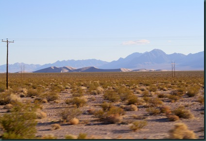 To Amargosa Valley 047
