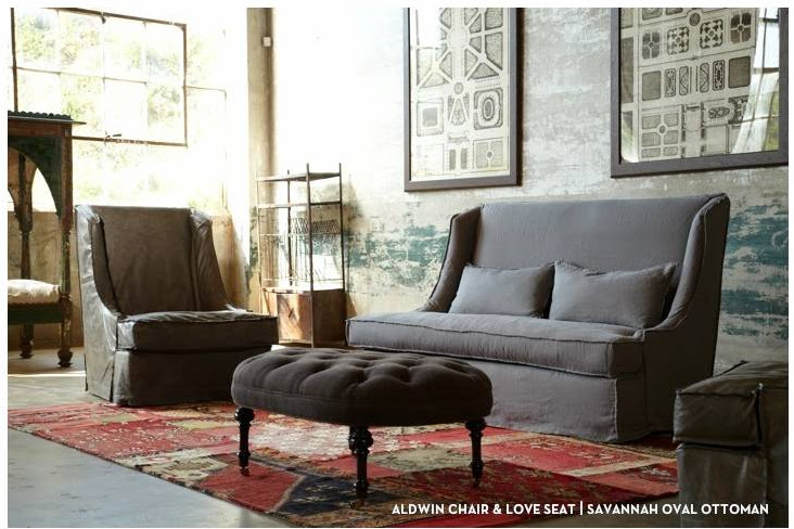 Cisco Brothers Furniture Spring 2010