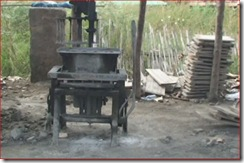 Brick Press in Bor