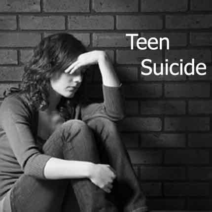 Teen Suicide Statistics Teen Depression