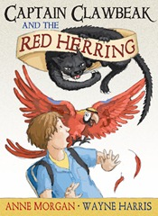 Morgan, Anne - Captain Clawbeak 01 - Captain Clawbeak and the Red Herring