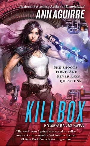 Aguirre, Ann - Sirantha Jax 04 - Killbox