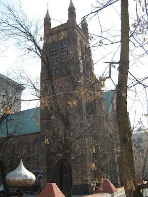 Англиканская церковь.Фото Вершинин А.В.