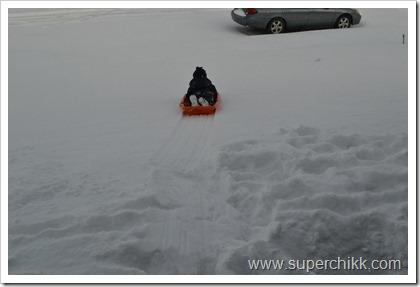 039 Snow Days, February 2011